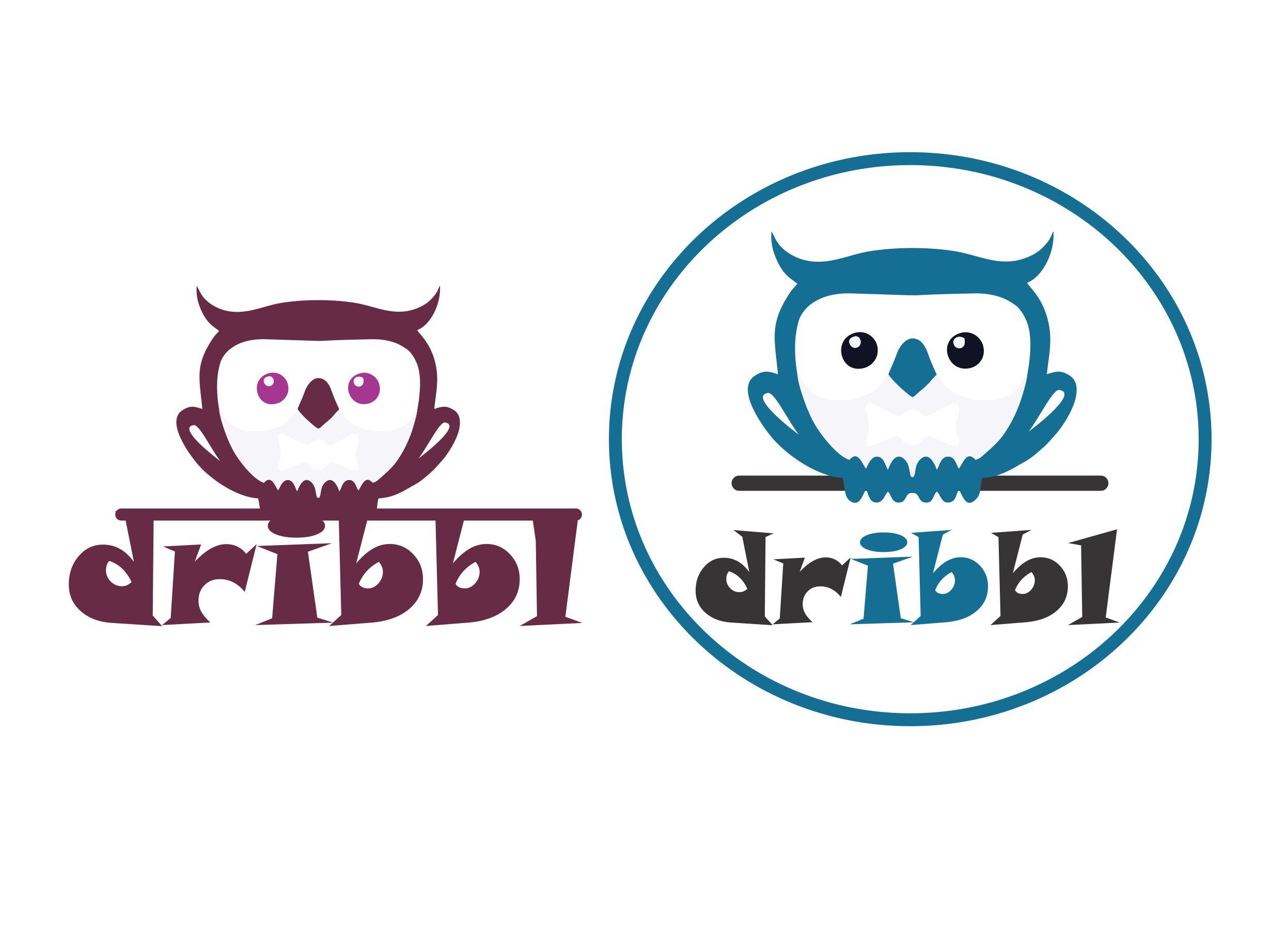 Разработка логотипа для сайта Dribbl.ru фото f_8705a9c34d3089b8.jpg