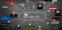 Рекламный ролик для дизайнерской студии AVKUBE