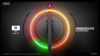 AGON AG273QCG_Реклама новой серии мониторов. Длинная версия.