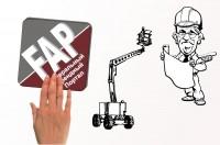 Рекламный ролик для f-a-p.ru