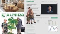 Рекламный ролик компании Алмида