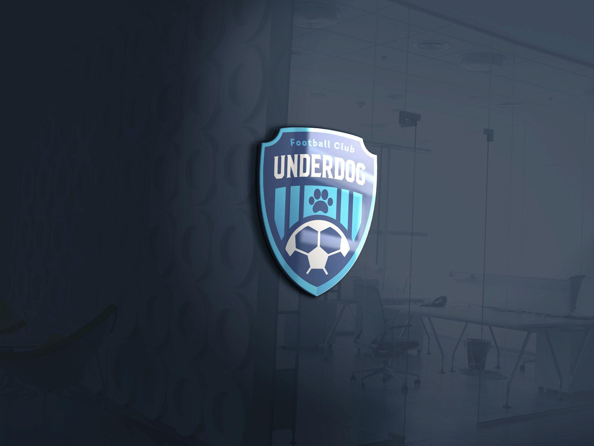 Футбольный клуб UNDERDOG - разработать фирстиль и бренд-бук фото f_0345cb45fa225942.jpg