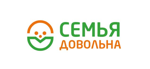 """Разработайте логотип для торговой марки """"Семья довольна"""" фото f_0845b9baca60831a.png"""