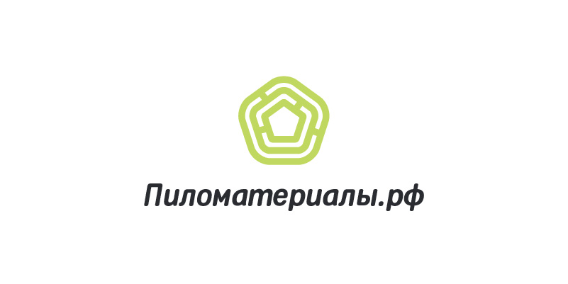 "Создание логотипа и фирменного стиля ""Пиломатериалы.РФ"" фото f_05352fbb42395ffe.jpg"