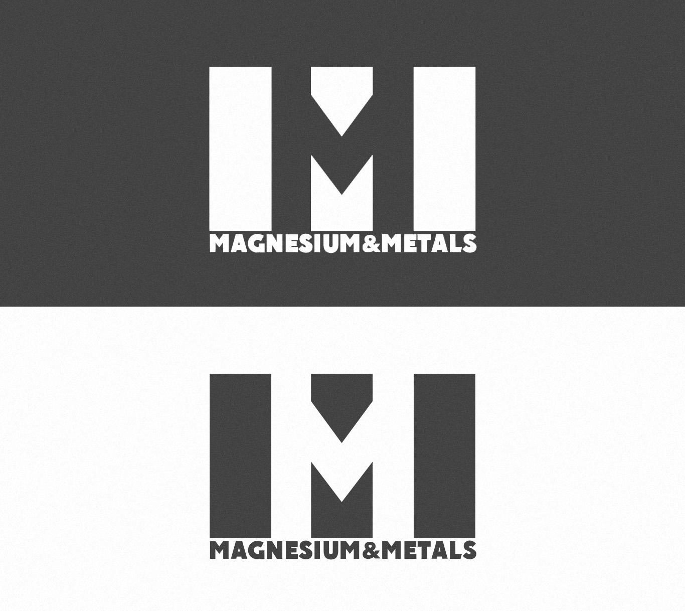Логотип для проекта Magnesium&Metals фото f_4e7a2498bd137.jpg