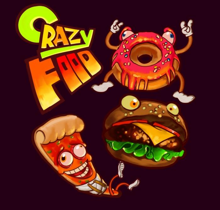Разработать логотип и персонажа для кафе фото f_58159639fc70ba18.jpg