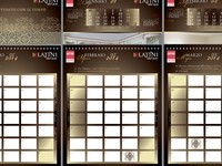 Дизайн перекидного настольного фирменного календаря