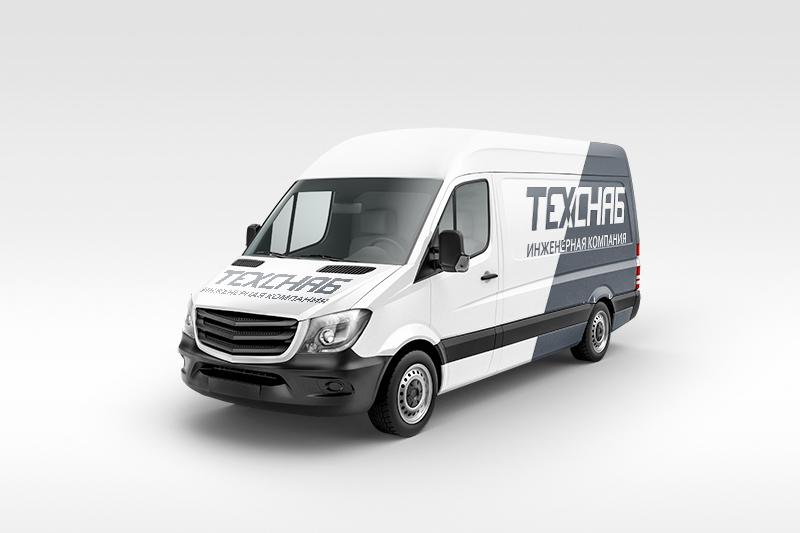 Разработка логотипа и фирм. стиля компании  ТЕХСНАБ фото f_6215b1bb05485faa.png