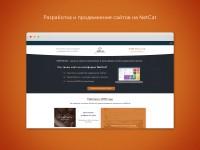 Landing-page: Реванта - создание сайтов на NetCat