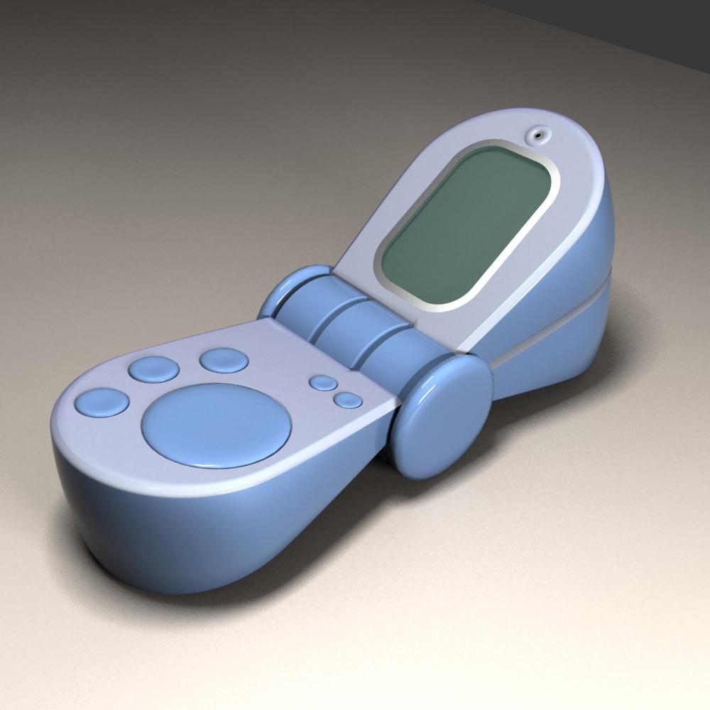 мобильный телефон для видеосвязи.