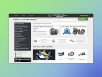 Автодрайвер - Редизайн сайта автомобильных запчастей Гуинот - Разработка дизайна для клиники косметологии Ортмен - Разра