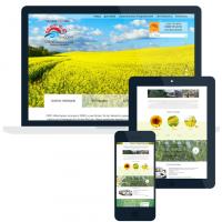 Сайт-каталог для оптового поставщика семян и СЗР «Фактория»