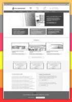 Проектирование корпоративного сайта строительной компании