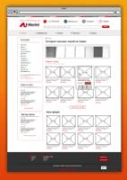 Проектирвоание интернет-магазина тканей