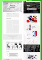Прототип сайта для соискателей компании ROLF