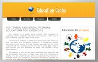 Сайт образовательного центра