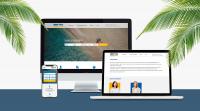Сайт для турагентства пегас туристик