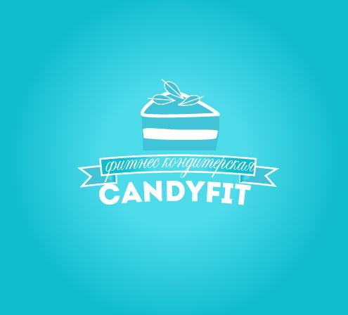 "Разработать логотип для ""CandyFit"" фото f_92151e007c1c9a7f.jpg"