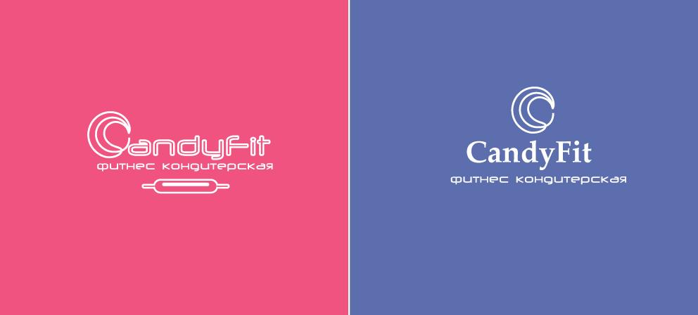 """Разработать логотип для """"CandyFit"""" фото f_95451e007c9575d5.jpg"""