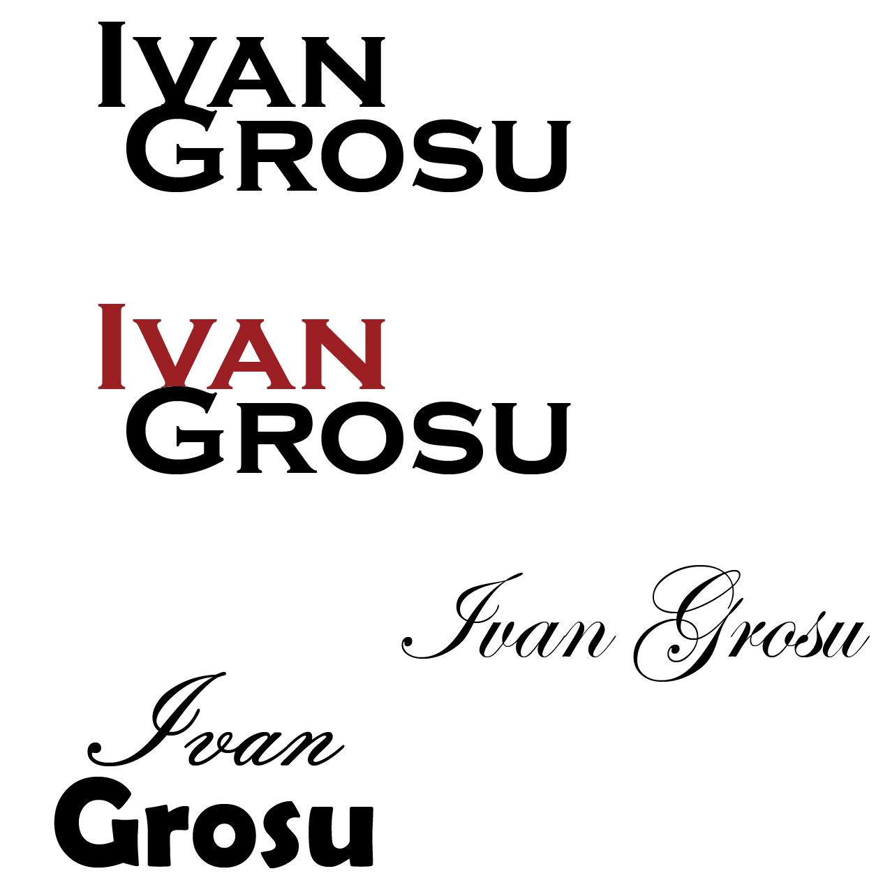 Фамильный логотип и дизайн печати ИП с этим логотипом фото f_0125a285a9b959c5.jpg