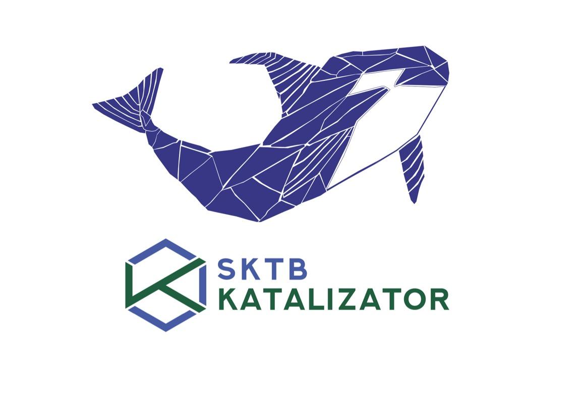Разработка фирменного символа компании - касатки, НЕ ЛОГОТИП фото f_4925b039e3f07a4e.jpg