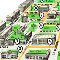 Карта пабов