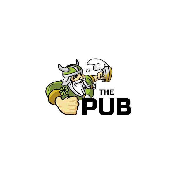 "Разработка логотипа торговой марки ""THEPUB"" фото f_2695205912d49580.png"
