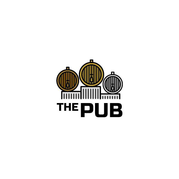 "Разработка логотипа торговой марки ""THEPUB"" фото f_554520118377a495.png"