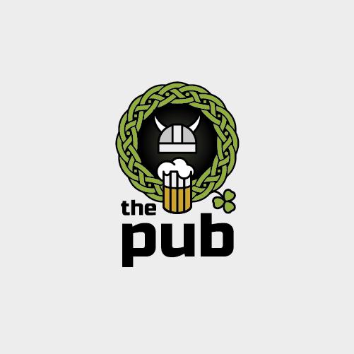 """Разработка логотипа торговой марки """"THEPUB"""" фото f_61651f21e73901ad.png"""