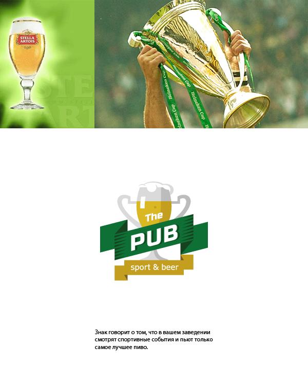 """Разработка логотипа торговой марки """"THEPUB"""" фото f_7655205c355dc415.png"""