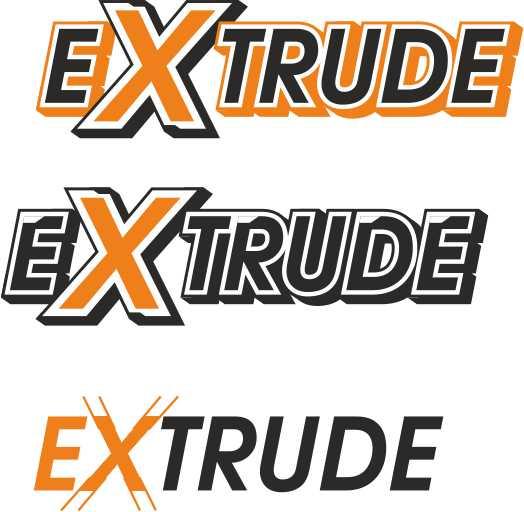 Логотип клуба экстремальных видов отдыха