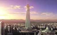 3D презентация проекта Ahmat Tower