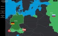 CRM + основной сайт рос. девелопера для четырех стран