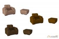 """Моделирование и визуализация диванов для компании """"NextForm"""""""