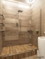 Дизайн проект квартиры в стиле Лофт, г. Москва