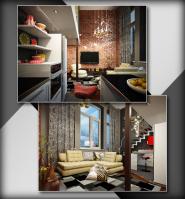 Квартира в стиле Loft_3