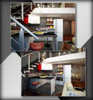 Квартира в стиле Loft_4