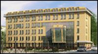 моделирование, визуализация здания
