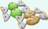 Серия конфет в  новых обертках