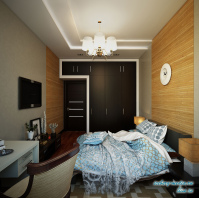 Спальня 3-х комнатная квартира_3