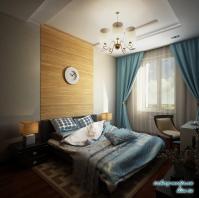 Спальня 3-х комнатная квартира_1