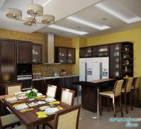Кухня 3-х комнатная квартира_1