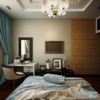 Спальня 3-х комнатная квартира_2