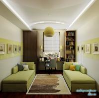 Гостевая комната 3-х комнатная квартира_1