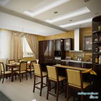 Кухня 3-х комнатная квартира_2