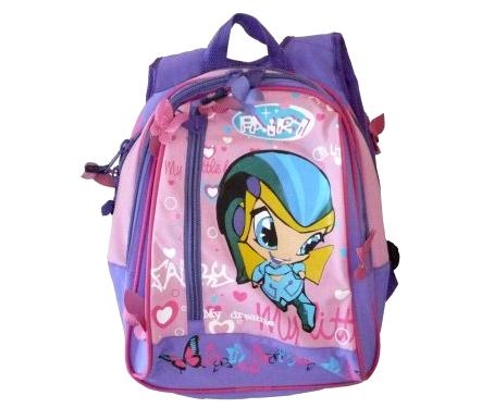 Разработка многонакатного принта на детский рюкзак