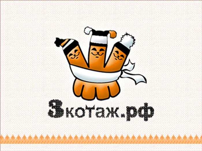 Логотип триКОТАж.рф
