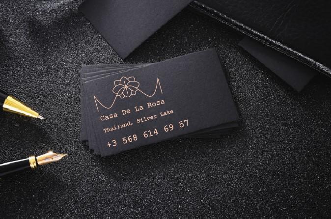 Логотип + Фирменный знак для элитного поселка Casa De La Rosa фото f_0945cd2d81b50c8a.jpg