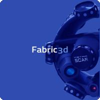 "Адаптивный сайт 3д печати - ""Fabric 3d"""