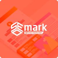 """Адаптивный сайт сео-продвижения - """"Seo-mark"""""""